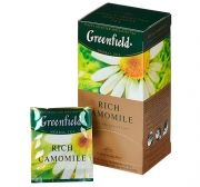 Чай Greenfield Rich Camomile