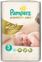 Pampers Premium Care Junior 5 (11-25 кг.) 21 шт.