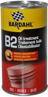 Присадка BARDAHL B2 двигателя уменьшает трение.  0.400мл Восстанавливает компрессию.