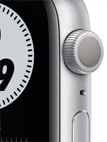 Смарт-часы Apple Watch Nike Series 6 44mm Silver Aluminium (MG293)