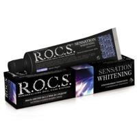 R.O.C.S. SENSATION WHITENING - Отбеливающая Зубная Паста