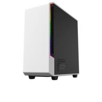 Корпус Gamemax Panda T802, White (ATX)