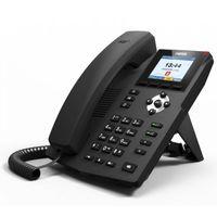 Fanvil X3SP, VoIP Phone Color Display Black