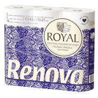 Renova Бумага гигиеническая  Royal (9) белая 8011761