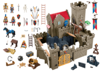 Playmobil Royal Lion Knight's Castle