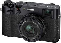 Фотоаппарат компактный FujiFilm X100V black