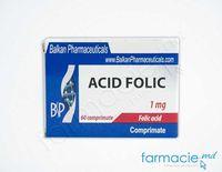 Acid folic comp.1 mg N20x3(Balkan)