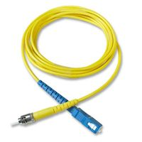 FC-SC 20M, Fiber Optic Patch Cords Singlemode Simplex Core