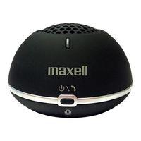 Maxell MXSP-BT01 Black