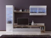Accord Calisto Oak Sanremo/White