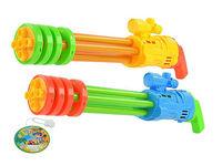 Pistol de apa cu cinci tevi, 55cm