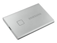 .500GB (USB3.2/Type-C) Samsung Portable SSD T7 , Grey