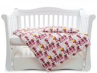 Сменная постель Twins line C-054 Балерины, код 42978