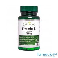 Vitamina B1 100mg comp.N90 Natures Aid