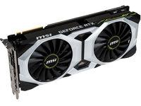 Видеокарта MSI GeForce RTX 2080 VENTUS 8G (8 ГБ/GDDR6/256 бит)