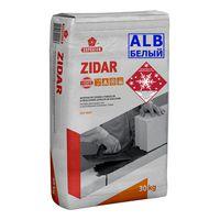 Supraten Кладочный раствор Zidar*** белый 30кг