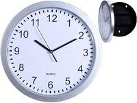 Часы настенные с сейфом D25, H6.8cm, пластик