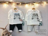Twetoon Baby  Комплект велюровый 2ед. (штанишки и батник) 118100