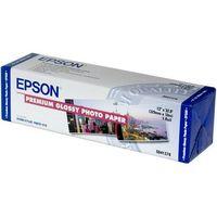 "Roll Epson Premium Glossy Photo Paper , 24""x30,5m 250gr"