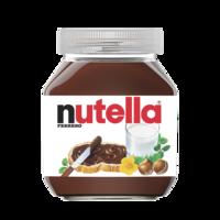 Cremă de alune de pădure cu cacao Nutella, 750 gr.