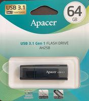 USB 3.1  Flash накопитель Apacer AH25B (64GB)