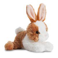 Aurora Baby Bunny Brown/White 20cm (73902)