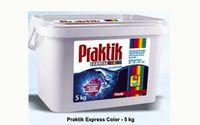 Порошок 5кг Praktik для стирки цветных вещей/automat
