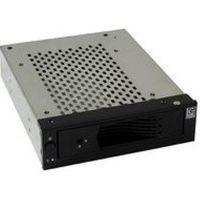 CHIEFTEC HDD LC-Power LC-ADA-525-3x35-SWAP, чёрный