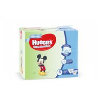 Huggies подгузники Ultra Comfort Disney Box 4 для мальчиков, 8-14кг. 126шт