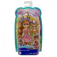 Кукла Enchantimals «Газель Габриэлла»