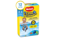 Подгузники трусики Huggies Little Swimmers 2-3 (3-8 кг) 12 шт