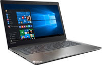 "Lenovo IdeaPad 320-15IAP Onyx Black 15.6"" HD (Intel® Pentium® Quad Core N4200 up to 2.50GHz (Apollo Lake), 4GB DDR3 RAM, 500GB HDD, Intel® HD Graphics 505, w/o DVD, CardReader, WiFi-N/BT4.1, 0.3M WebCam, 2cell, RUS, DOS, 2.2kg)"