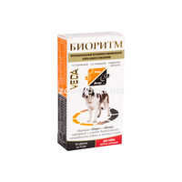 Биоритм витаминно-минеральный комплекс для крупных пород  (более 30 кг)