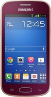 Samsung S7390 Galaxy Fresh (Trend) Wine Red