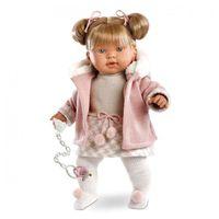 Llorens кукла интерактивная Жулия 42 см