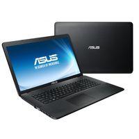 Laptop ASUS X751SA Black