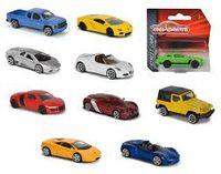 Majorette auto STREET CARS Машинки - моделькт 7,5 cm. 9-asort.205 3051