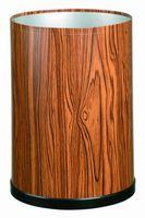 GALINDO WOOD Coș de gunoi imitație de lemn