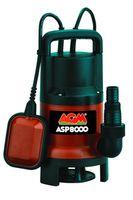 A Pompa de apa murdara AGM ASP 8000