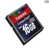 """16GB CompactFlash Card Transcend """"TS16GCF400"""""""