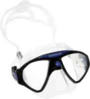 Маска для ныряния Aqualung Micromask Clear/Blue