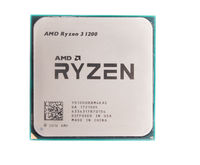 AMD Ryzen 3 1200 (4C/4T), Socket AM4, 3.1-3.4GHz, 8MB L3, 14nm 65W, BOX (with Wraith Stealth 65W Cooler)