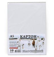 GRAFIKA Картон белый GRAFIKA A5, 10 листов