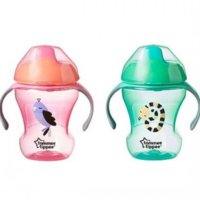 Tommee Tippee поильник с ручками Explora Easy Drink, 230мл