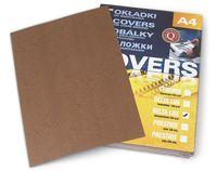 ARGO Картон ARGO Delta A4/250г/м2, 100 листов, коричневый
