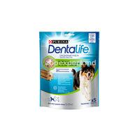 Purina Dentalife Daily Oral Care Лакомства для собак средних пород (12 - 25 kg)