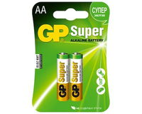 купить Батарейка GP 1.5V Ultra 15AU-2UE2   (15AU-U2)   (2 шт.блистер) в Кишинёве