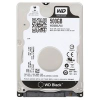 Western Digital Black 500Gb (WD5000LPLX)
