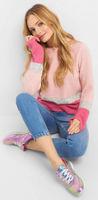 Трикотаж ORSAY Розовый 501966
