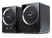 """cumpără Speakers SVEN 247 Black (USB),  2.0 / 2x2W RMS, USB power supply, headphone jack, microphone input, 3"""" în Chișinău"""